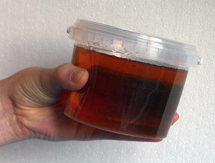 Баночка сахарной пасты для шугаринга