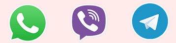 Viber WhatsApp icons