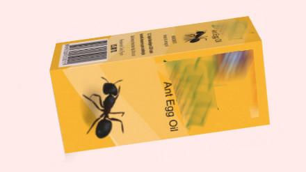 Турецкое масло из муравьиных яиц