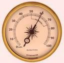 Измеритель температуры и влажности воздуха
