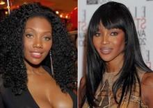 Прямые и вьющиеся волосы - сравнение